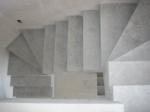 Изработка на стълби от варовик