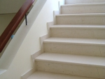Проект за варовикови стъпала