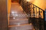 Изработка на стълби от гранит