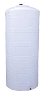 Пластмасова вертикална цистерна 130 см