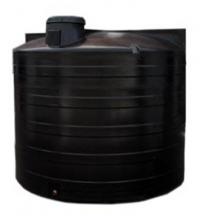Полу-цилиндрична пластмасова цистерна 4000 литра
