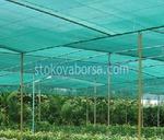 Засенчващи защитни мрежи за оранжерии