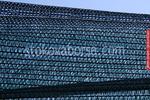 Мрежа срещу градушка за лози