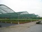 Защитни мрежи против слънце за хангар