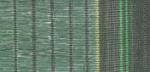 Засенчваща защитна мрежа за хангари, 90%; 3 м; зелена