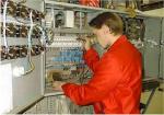 изграждане на промишлени силови електроинсталации