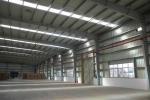 изграждане на промишлено осветление