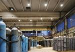 Изграждане на осветителни инсталации за промишлени сгради