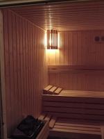 Домашна финландска сауна от червен кедър