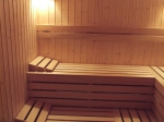 Класическа домашна финландска сауна