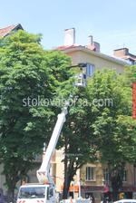 Проектиране и изграждане на улично осветление