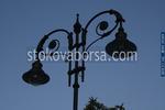 изграждане на осветление за паркове