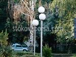изграждане на парково осветление по поръчка