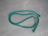 Зелен фин шнур