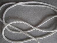 Фин бял шнур