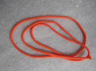 Оранжев шнур връзка