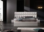 магазини Дизайнерско изпълнение на  легла с тапицерия