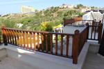 балконски дървени парапети по поръчка
