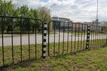 изработка и монтаж на метални тръбно решетъчни пана 1.80м x 0.80м