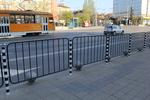метални тръбно решетъчни пана с дължина 1.80м. и височина 0,80м