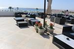 бетонни кашпи за хотели за екстериор и интериор на хотели