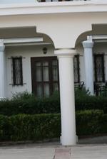 колони в Дорийски, Коринтски и Йонийски стил